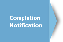 Completion Notification